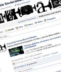Facebook de Artilugios