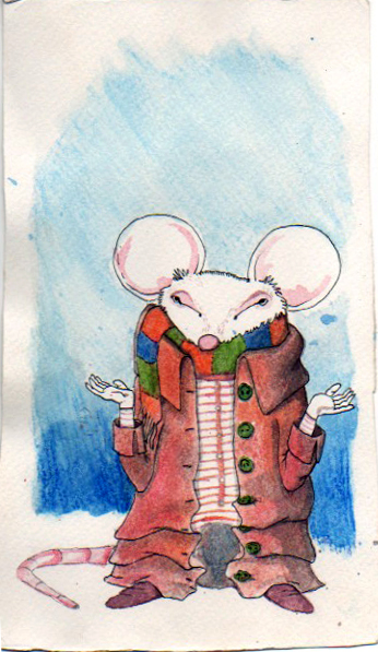 Un ratón que se quedó sin cuento