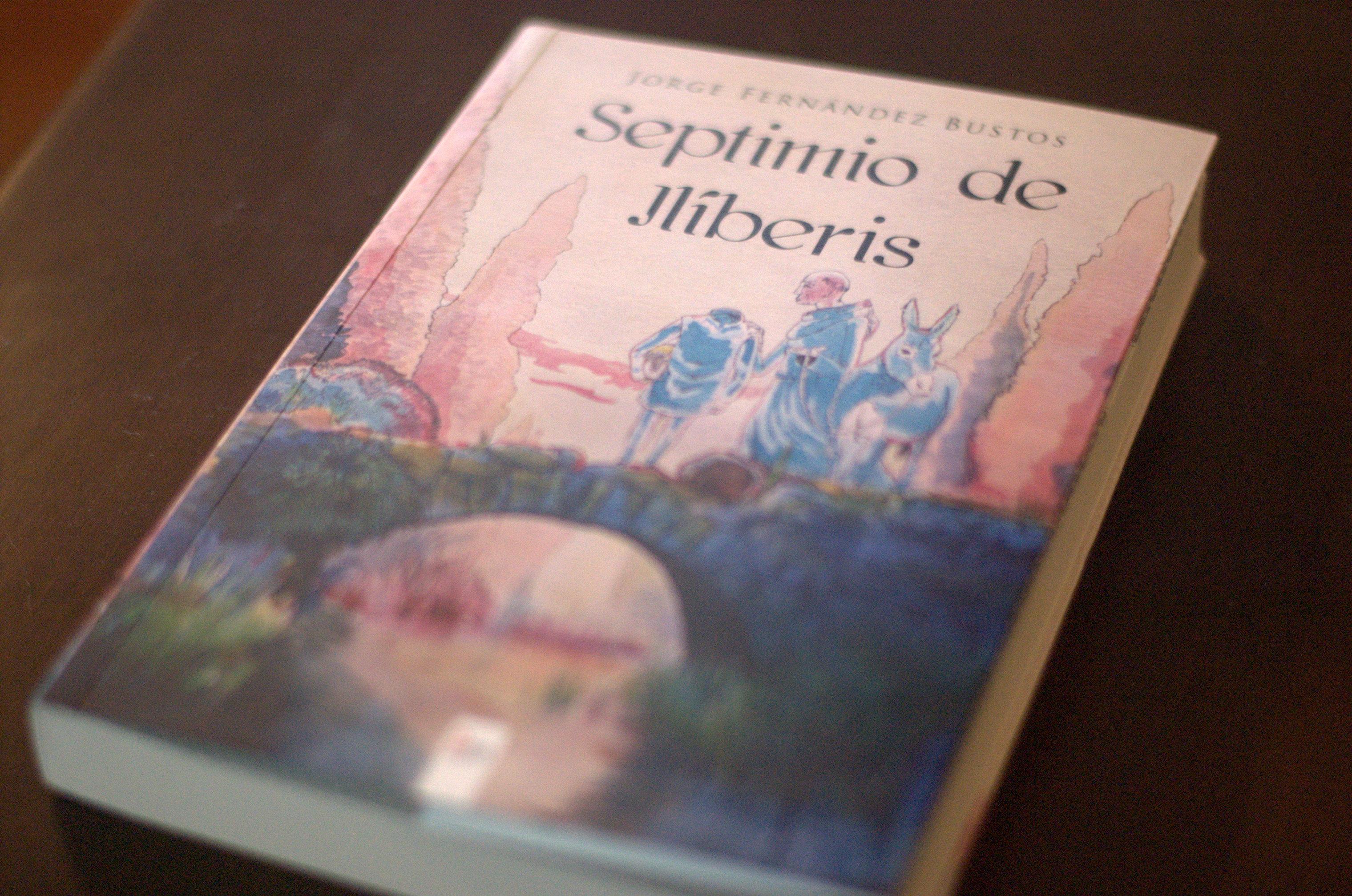Septimio de Ilíberis Portada