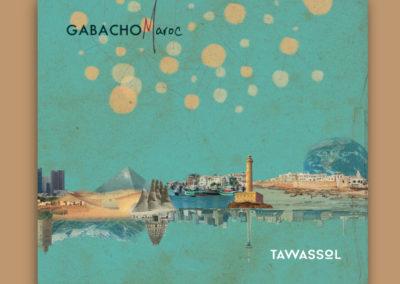 Portada CD Tawassol – Gabacho Maroc