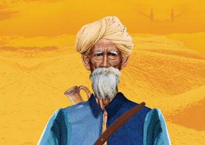 Videoclip Bourderbala de Gabacho Maroc