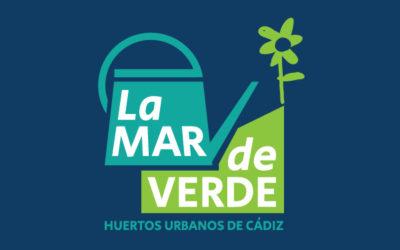Colaboración con 'La Mar de Verde' para la realización de su logotipo