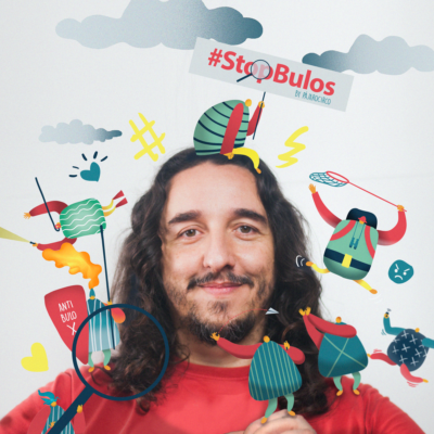 Campaña #StopBulos By Pájarocirco